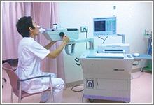 精密呼吸機能検査